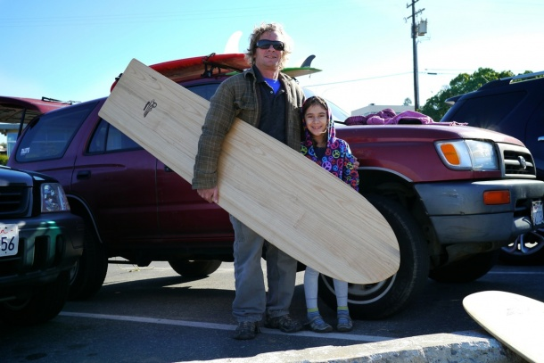 Wegener Alaia Surf Trip