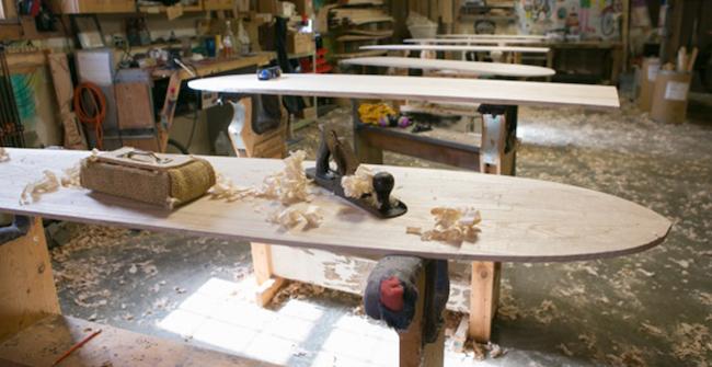 Shaping Wooden Alaias with Jon Wegener