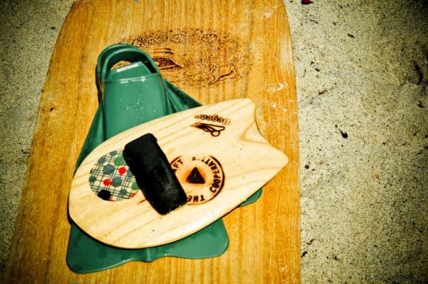 Wood boards handcrafted by Jon Wegener in California